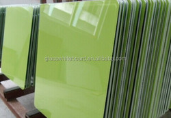 Wholesale magnetic glass boards as any size
