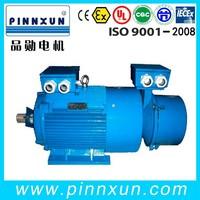 YR3 motor 300KW slip ring asynchronous three phase motor