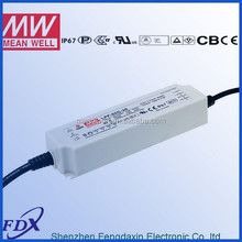 Meanwell 48v led driver dimmable LPF-60D-48