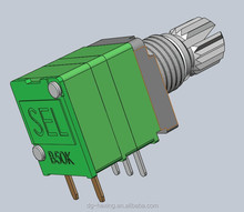 9mm rotary potentiometer for volume control