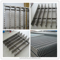 Customized Size Aluminum/304 Stainless Steel Grating Panels