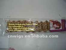 HIGH QUALITY curly hair and supreme remy hair weave