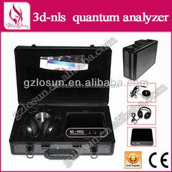Original Russian 3D NLS Body Health Analyzer, Diagnostic System 3D NLS