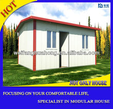 Insulated metal panels prefab house kit