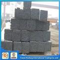 Chine la fabrication 19*19 métal perforé tube carré pour les meubles
