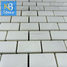 High quality bathroom floor white amber stone