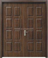 wooden double door designs entry doors