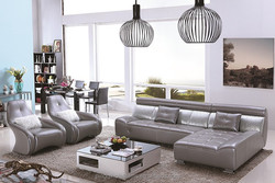 High quality leather corner sofas for sale