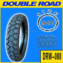 Motorcycle tire with low price made in China 300-18 for South America