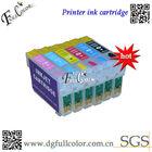 cartucho de tinta recarregáveis para Epson