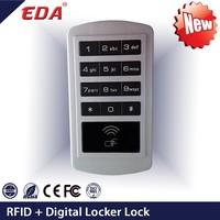 Model E3000A RFID Combiantion Smart Lock Advanced Smart Lock Smart Antique Cabinet Lock