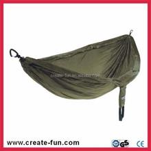 CreateFun Double Parachute Hammock OM-10 for outdoor travel