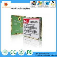 Cheap price quad band 850/900/1800/1900MHz gsm module sim 900 module