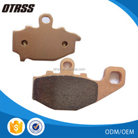 Motorcycle Double-H Sintered Brake Pads for KAWASAKI ZX636 Ninja ZX9R ZX900