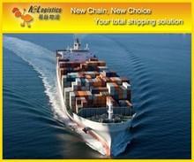 International logistics ship from China to USA