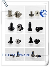 OEM/ODM different types precision micro screws