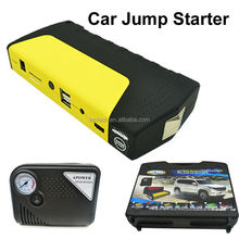 High Quality Portable 12V Real Capacity Mini Jumper Starter Battery Pack Booster Supplier in China