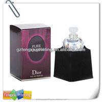 Top-Grade High Grade Custom Design Beautiful Gift Kraft Perfume Paper Box