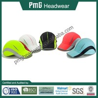 Wholesale - Foldable Running cap with split visor design