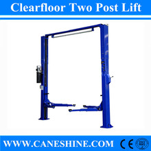 2015 CE Garage Shop Vehicle Lifter 4 Ton 4000kg Hydraulic Clearfloor Two Post Car Lift with Electric Release Lock CS-232T