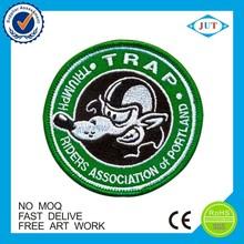 Bordados personalizados parches animales / venta al por mayor insignias bordadas
