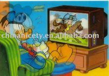 3d impressão 3d imagem dos desenhos animados