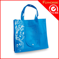 foldable recycled pp non woven f bags