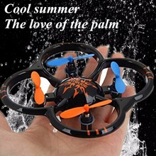 For Children Toy U207 6 Axis Gyro RC Helicopter 4CH Radio Controll mini Quadcopter UFO Toys LED Lights Toys For Children