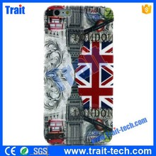 For iPhone 6 TPU Case with the United Kingdom Pattern ,No MOQ, Paypal accepted