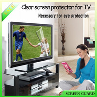 Anti-blue light,anti-UV Radiation Screen Protector for LED TV
