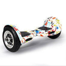 10inch smart portable electric smart drift scooter electric freeline skate two wheel self balancing scooter