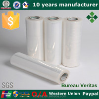 Industrial Plastic Extruder Clear LLDPE Stretch Film Wrap