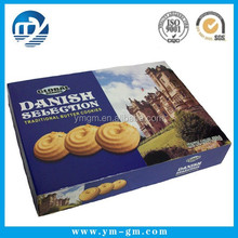 High quality popular design cookies box packaging design