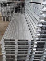 8' Construction Scaffolding Aluminum Plank For Sale
