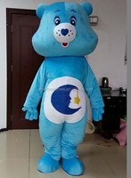 lightweight care bear mascot costume adult care bear mascot costume