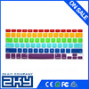 Promotion gift cheapest rubber keyboard skin computer keyboard protector for macbook pro retina