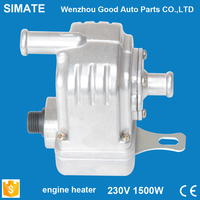 Fast Shipping webasto 12v volt electric car heater fan/portable solar car engine heater