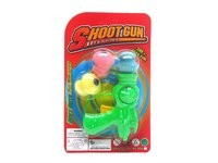 Sponge ball gun