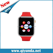 QW1 Watch Cell Phone & Smart Watch Sync to Android Smart Phone (colorful)