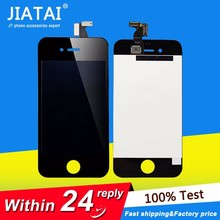 Wholesale Black&White LCD For iPhone 4 LCD,For LCD for iPhone 4 Accept Paypal!!!
