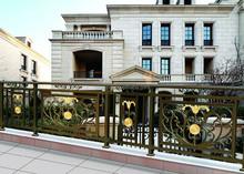 Non-welded Aluminum Alloy Luxury Balcony railing/house railing/balcony fence