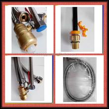 2C-684 hose expanding garden water hose pipe,brass fitting expandable garden hose flexible, hot water flexible hose expandab
