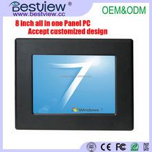 OEM/ODM 8 inch all in one computer desktop