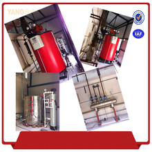 500kg/h Fuel Oil/Gas Steam Boiler Used in Food Machinery Industry