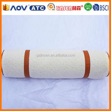 Cheap wholesale fashion high quality roll cylinder memory foam pillow