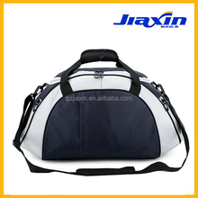 waterproof gym duffle bag travel bag with shoe compartment