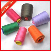 Sewing Thread 100% Polyester 40/2 with Colored
