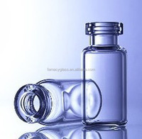 1ml, 2ml, 3ml, 5ml, 10ml, 15ml, 20ml, 25ml, 30ml glass vial for steroids
