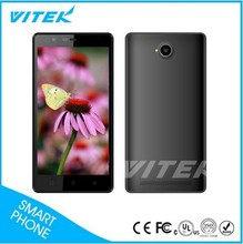 China Factory 5inch Quad Core Android 4G LTE Dual Sim Wifi Cellphone