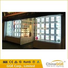 Rational price white acrylic light box with A0, A1, A2, A3, A4 light box